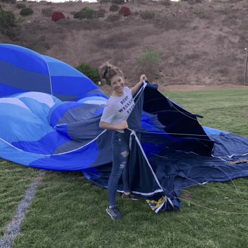 Southern California hot air balloon rides near me